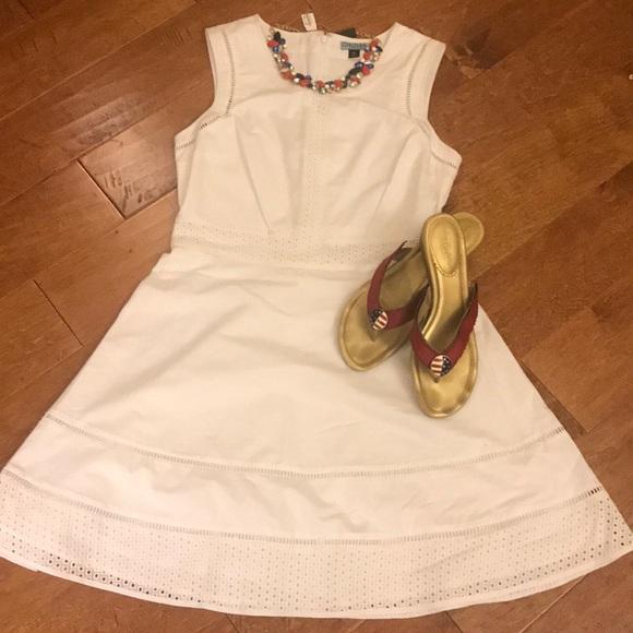 Cynthia Rowley Dresses & Skirts - Cynthia Rowley Size 10 White Dress